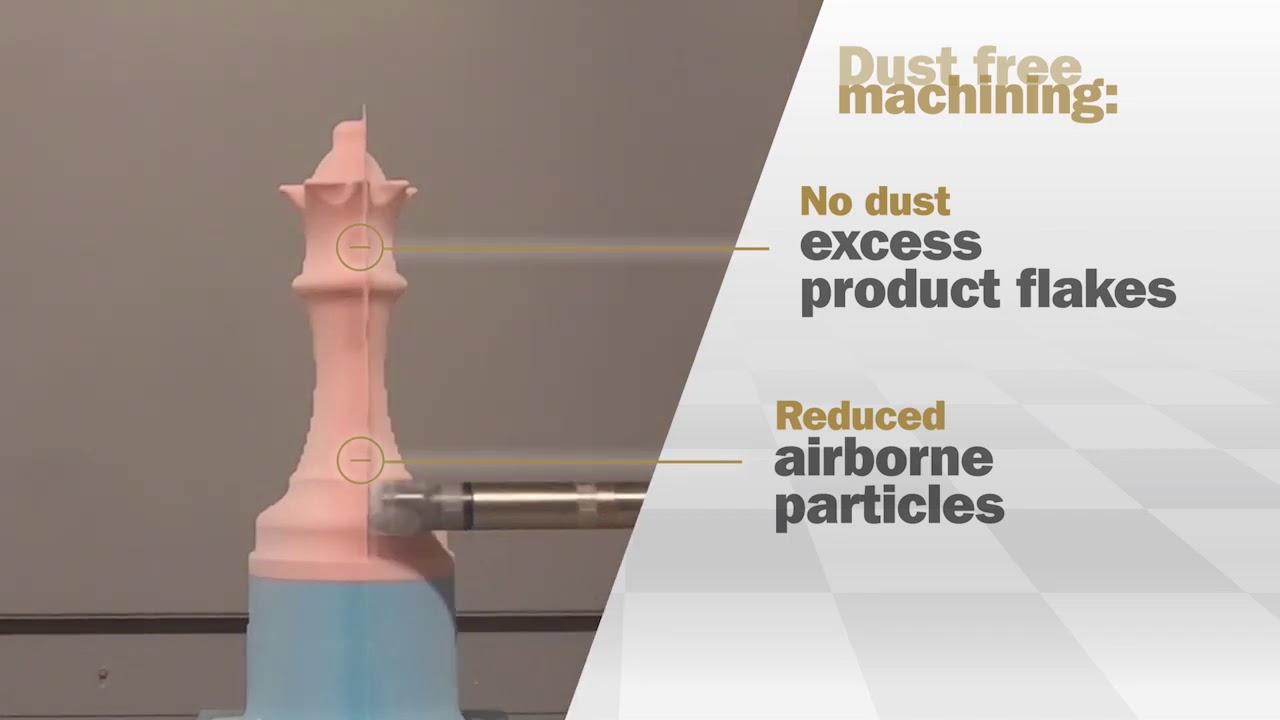 Trelleborg - Efficient Prototyping; Dust Free Tooling with TC760X epoxy tooling board