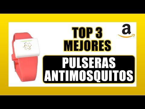 👋 Top 3 Mejores PULSERAS ANTIMOSQUITOS | Amazon 2020 🦟