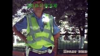 Веселый инспектор ГАИ после выходного дня!(, 2013-05-27T16:44:39.000Z)