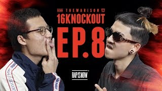 TWIO4 : EP.8 AUTTA vs NAMEMT (16KNOCKOUT) | RAP IS NOW