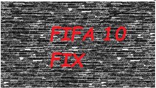 FIFA 10 necesita acelaracion graffica de hardware fix