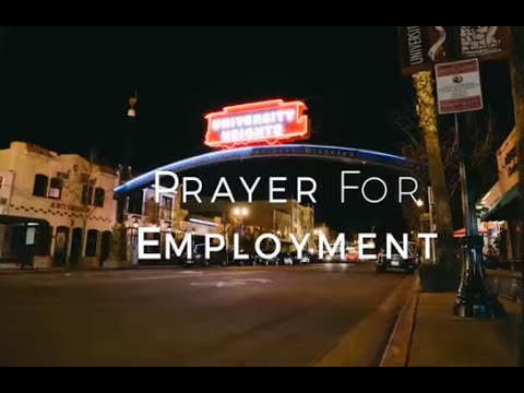 Prayer for Employment - Prayers - Catholic Online