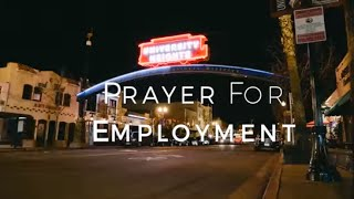 Image of Prayer For Employment HD video