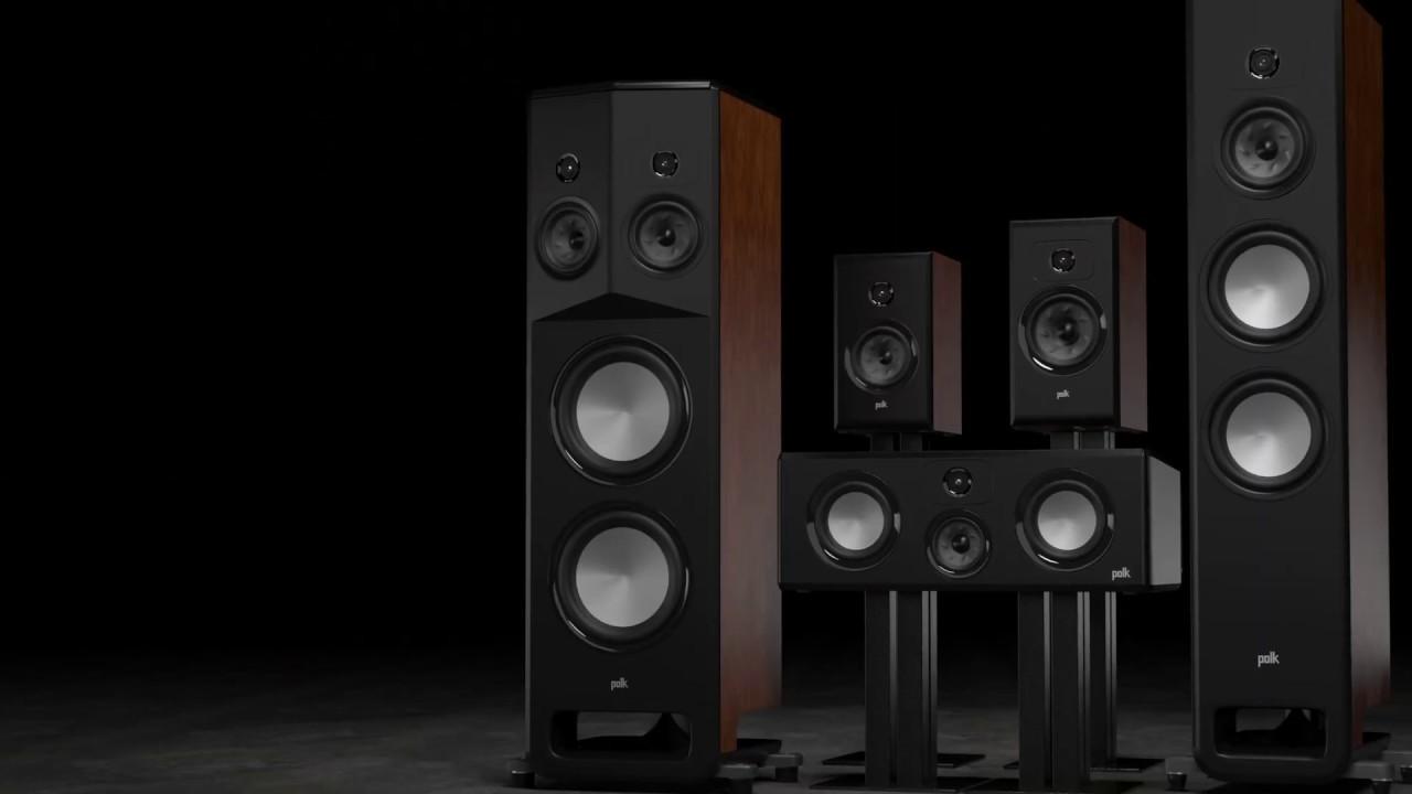 LEGEND L800 // Premium Floorstanding Speaker (Black // Left Channel) video thumbnail
