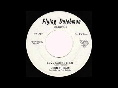 Leon Thomas Love Each Other