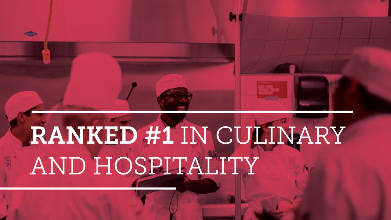welcome to kendall college - ranked #1 in culinary and hospitality