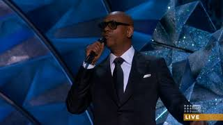 Dave Chappelle at the Oscars 2018