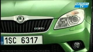 Skoda Fabia RS (Шкода Фабия РС)