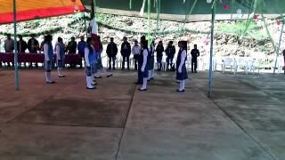 Clausura de la secundaria en san jose monteverde
