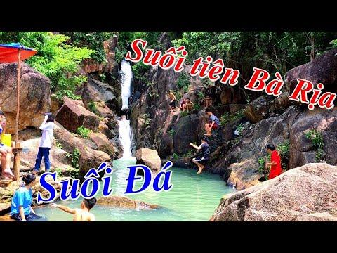 Khu du lịch suối đá 5 hồ full, suối tiên Bà Rịa - Vũng Tàu