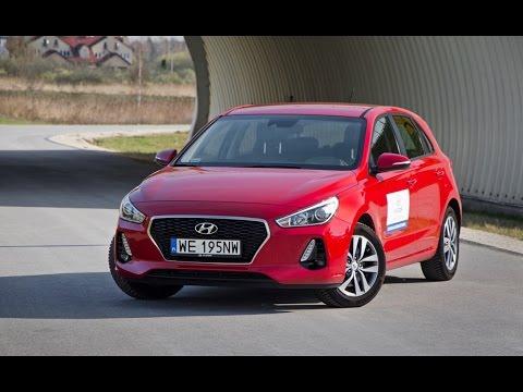 Nowy Hyundai i30 1.0 T-GDI (2017) - test [PL]