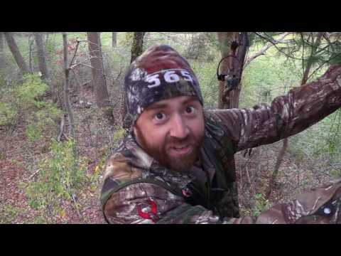 Bow Hunting New Jersey Whitetails 2015