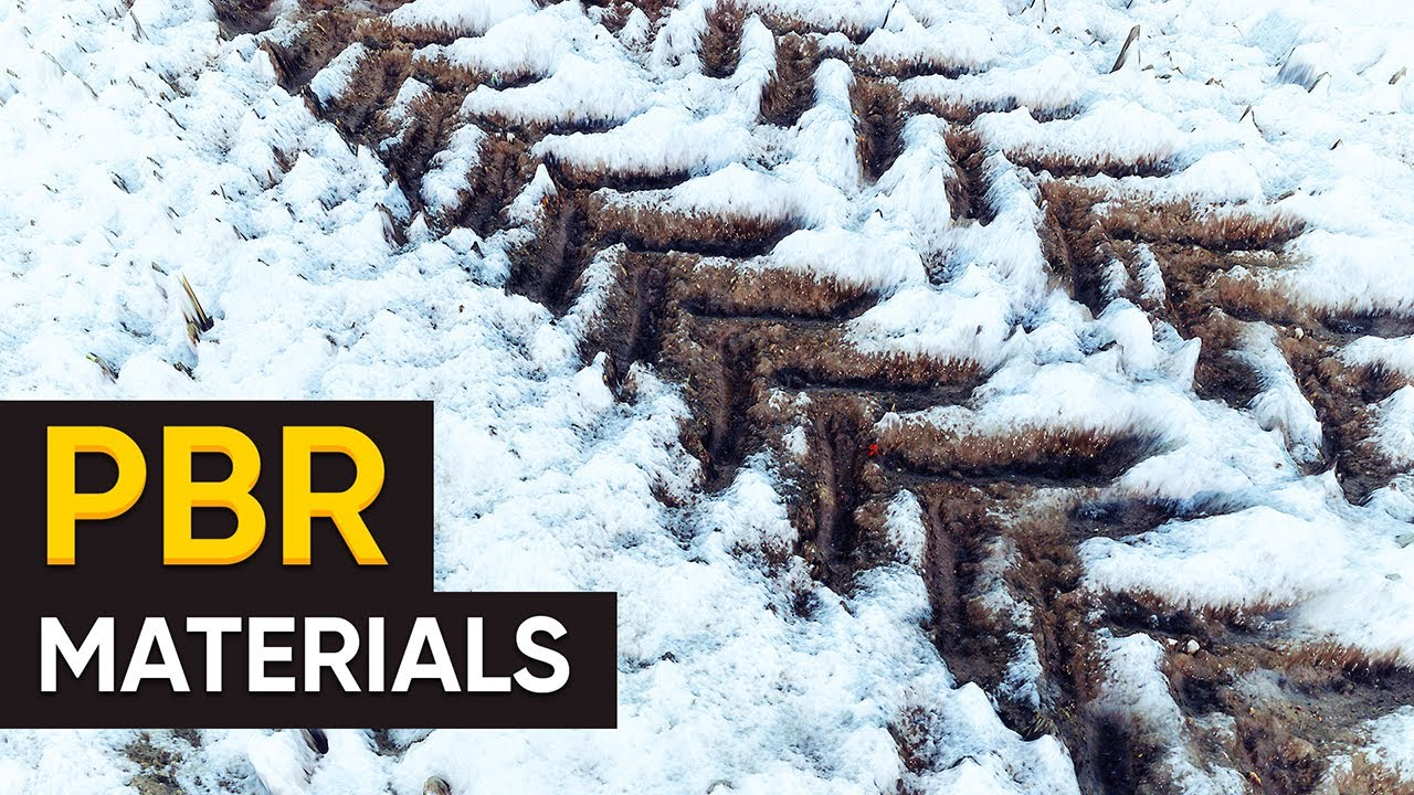 High Quality PBR Materials in Unity HDRP