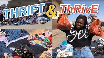 COME THRIFT WITH ME||NAMIBIAN YOUTUBER|| Its Rauha:)