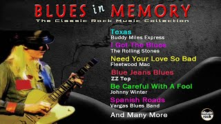 BLUES IN MEMORY