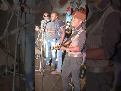 Saranga komo concert live à Chiconi