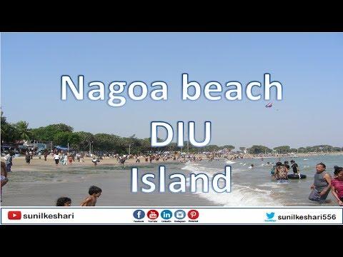 Nagoa Beach Diu Island
