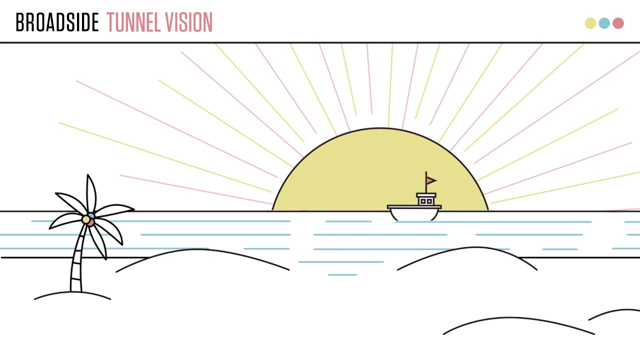 hight resolution of broadside tunnel vision audio view diagrams