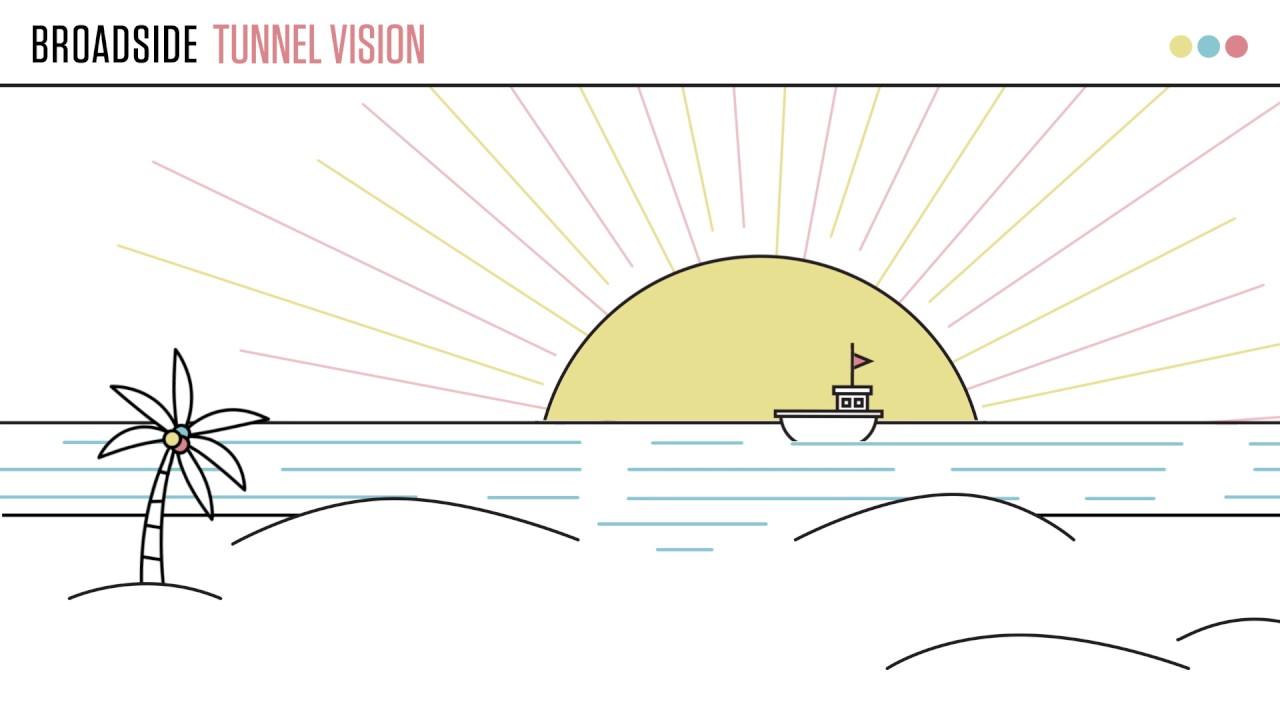 medium resolution of broadside tunnel vision audio view diagrams