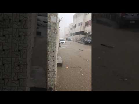 2017 flooding jeddah live video today new
