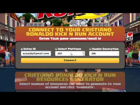 How To Get Unlimited Tickets & Coins In Cristiano Ronaldo Kick N Run