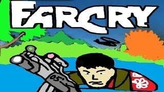 ▼Сюжет и трайгены Far cry (2004)