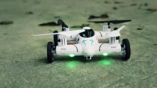 x25 rc flying car with logo 자동차 드론