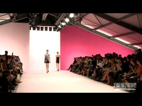 Pedro Lourenco Spring/Summer 2013 - Videofashion