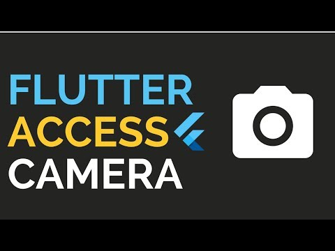 Flutter: Access Camera   Adding Camera Functionality to WhatsApp Clone