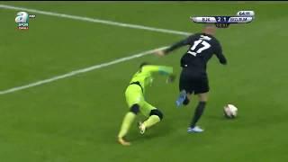 Beşiktaş 2 - 1 Erzurumspor (Beşiktaş'ın 2. Golü - Burak Yılmaz)