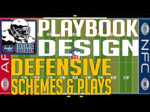 Playbook Illustrated Defensive Scheme And Plays