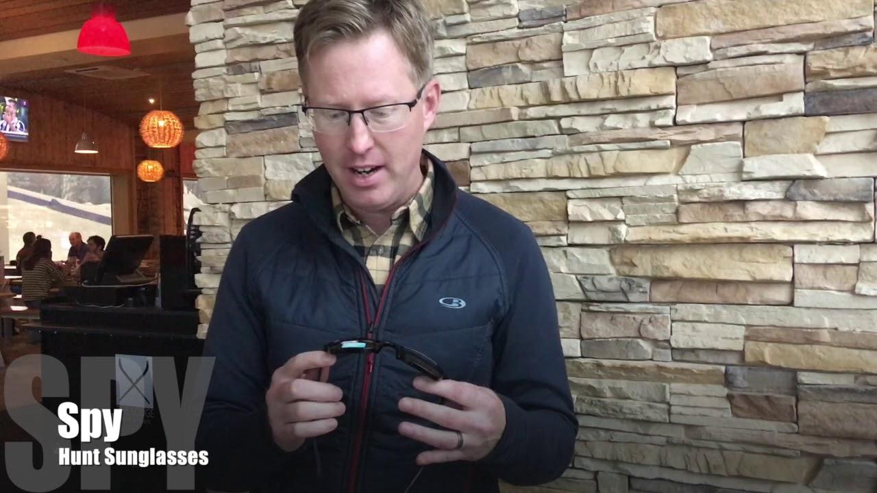 fa651e9e4f Spy Hunt Sunglasses Review - YouTube