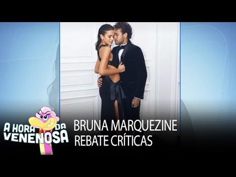 Bruna Marquezine responde criticas