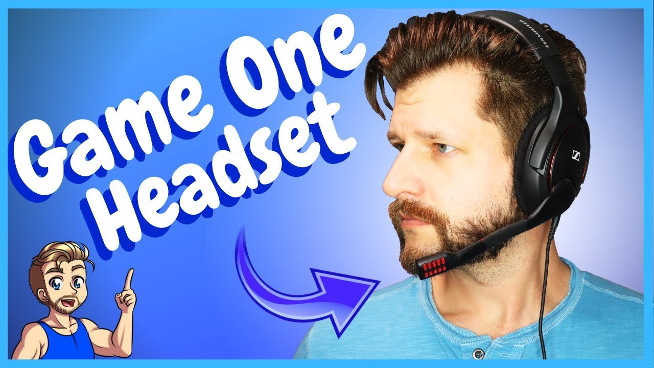 Sennheiser GAME ONE Gaming Headset In-depth Review - Everything You Need To Know!
