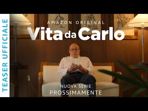 VITA DA CARLO | TEASER TRAILER | AMAZON PRIME VIDEO