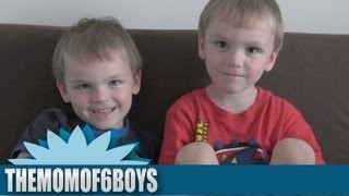 Crib Escape Twins React To Their Viral Video || Themomof6boys