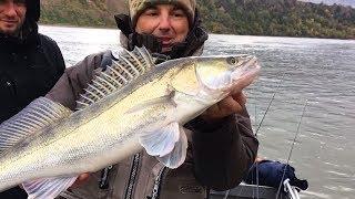 Осенняя рыбалка на щуку и судака, РЫБАЛКА С НОЧЕВКОЙ ОСЕНЬЮ