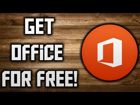 How To Get Microsoft Office For Free In 2017!