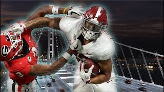 Film Study: Why new Oakland Raider Josh Jacobs might be the best running back in the draft