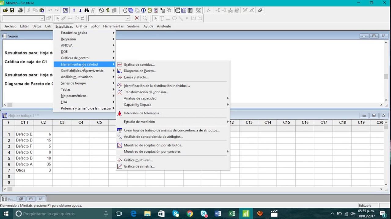 Minitab pareto chart image collections free any chart examples pareto chart minitab image collections free any chart examples pareto chart in minitab images uv light nvjuhfo Images