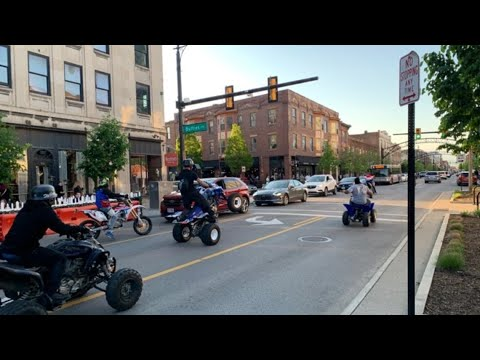 Columbus police taking steps to crack down on illegal street racing
