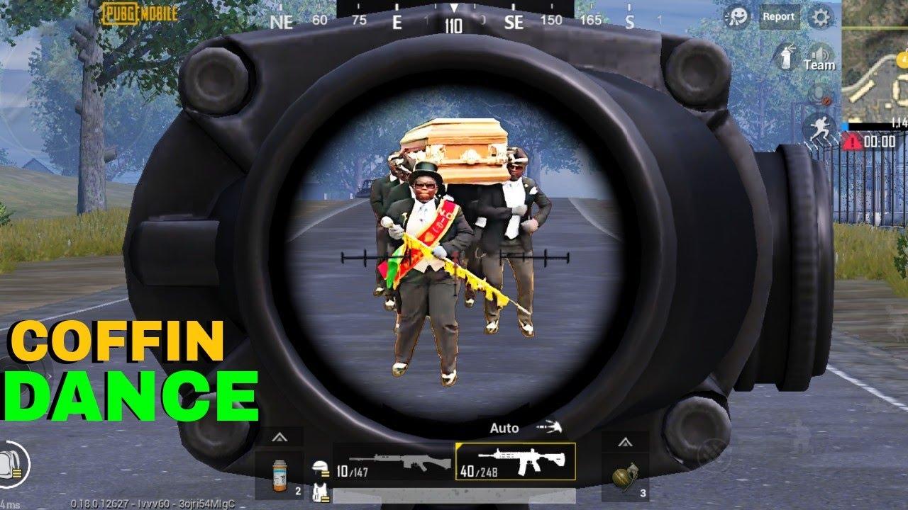 Coffin Dance Meme Compilation | Pubg Mobile Solo vs Squad.exe