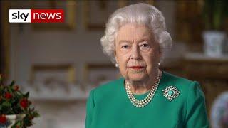Coronavirus: Queen tells the nation 'We'll meet again'