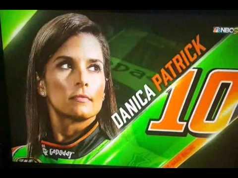 Danica Patrick 2015 crashes and fails