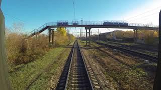 RZD Last Carriage Gryazi Orlovskie — Lipetsk — Elets — Tula