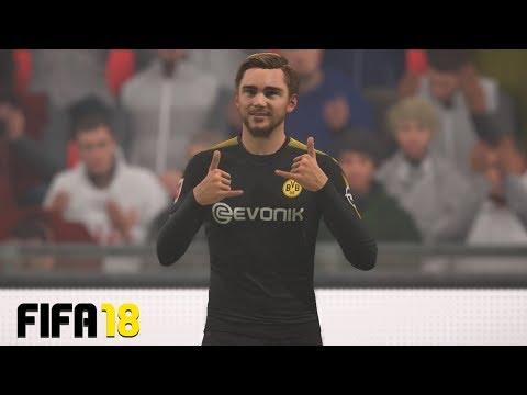 FIFA 18 l MODO CARREIRA #12 l SCHMELZER COM CATEGORIA DE GRIEZMANN ?