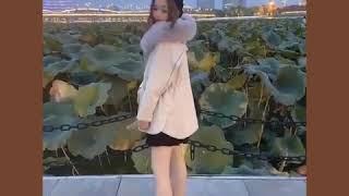 여성폭스퍼 야상 숏패딩 점퍼 겨울 사파리 밍크트리밍