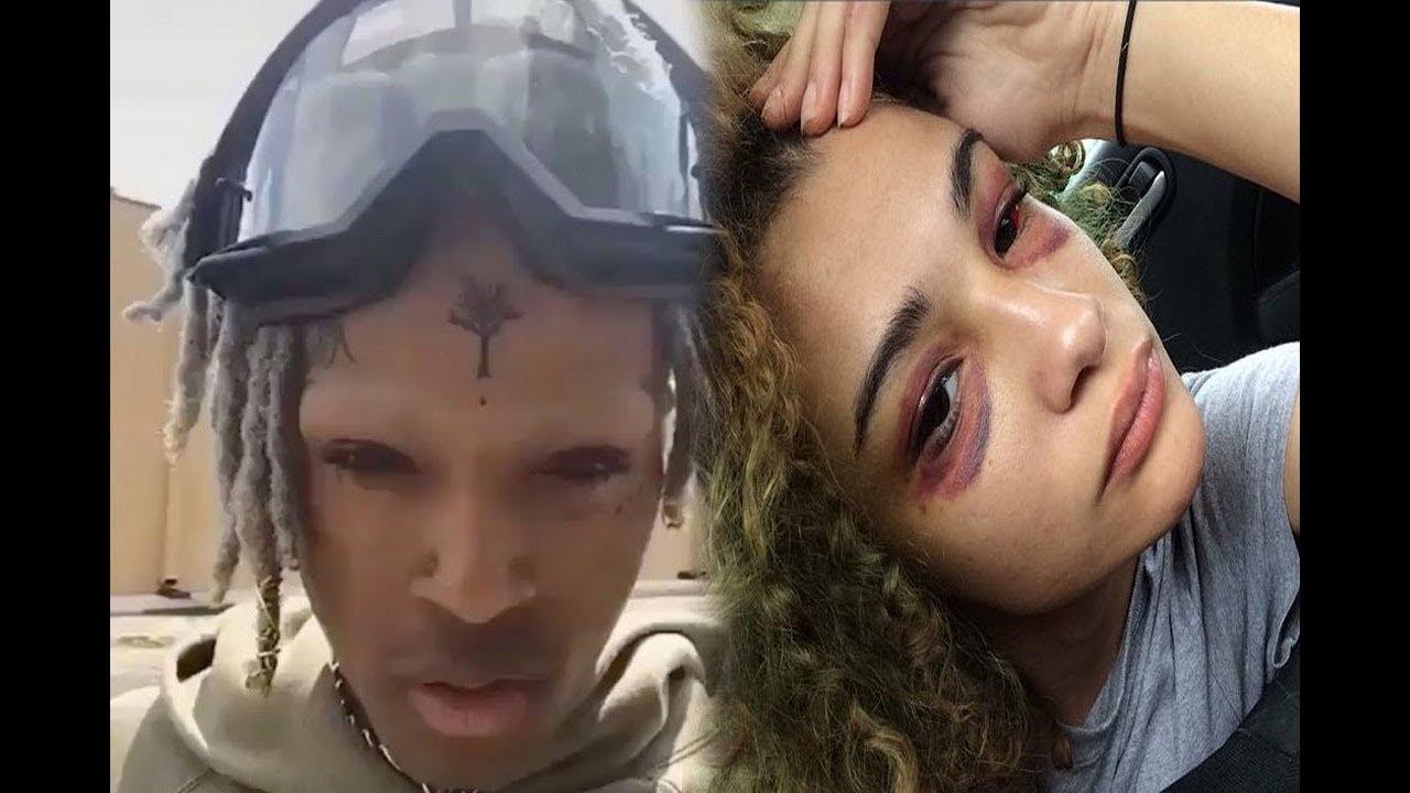 XXXTentacion Ex Girlfriend Geneva ADMITS she LIED he never touched her #1
