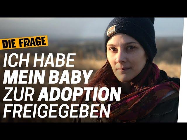 Adoption: Deshalb habe ich mein Baby weggegeben   Bin ich bereit für ein Kind? Folge 7