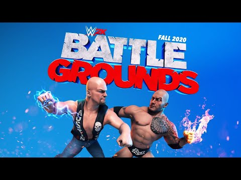 WWE 2K Battlegrounds-Royal Rumble-pc gameplay |
